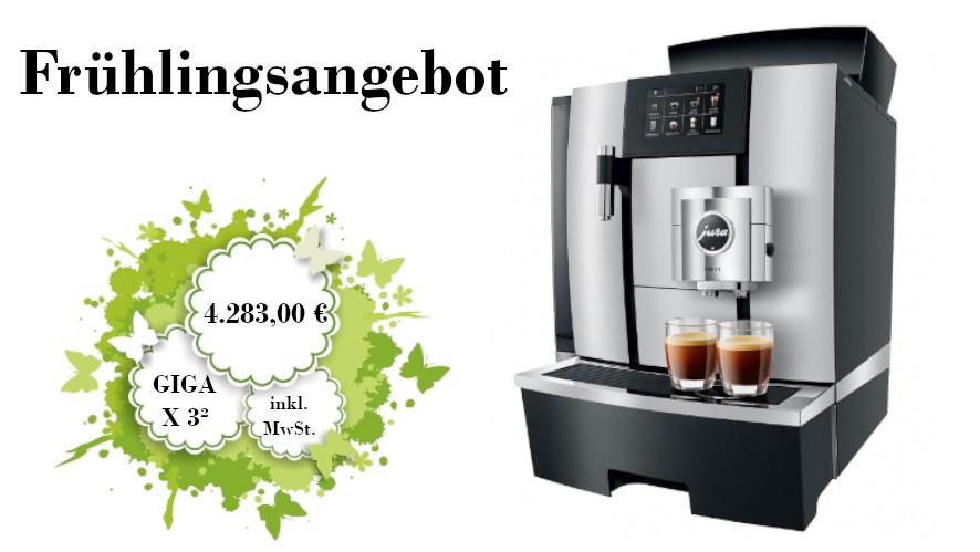 Kaffeevollautomat GIGA X3²